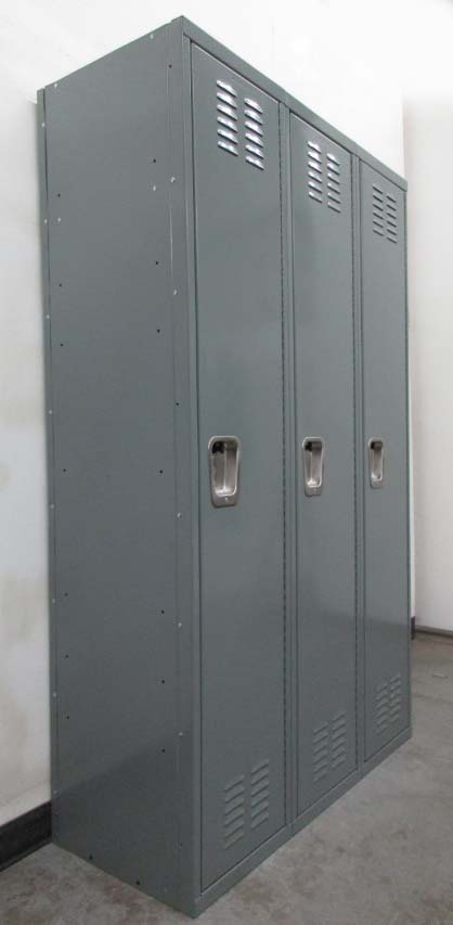 Hallowell Single Tier Lockers