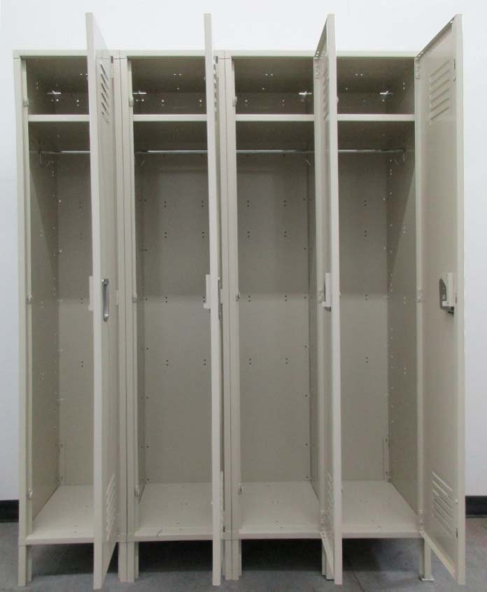 Penco Single Tier Lockersimage 3 image 3