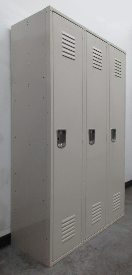 Large Metal Coat Lockers