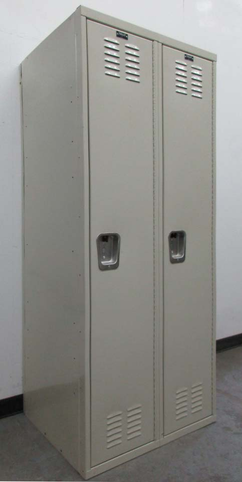 Extra Large Single Tier Hallowell Lockers