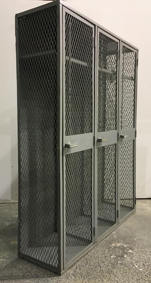 Heavy Duty Athletic Locker