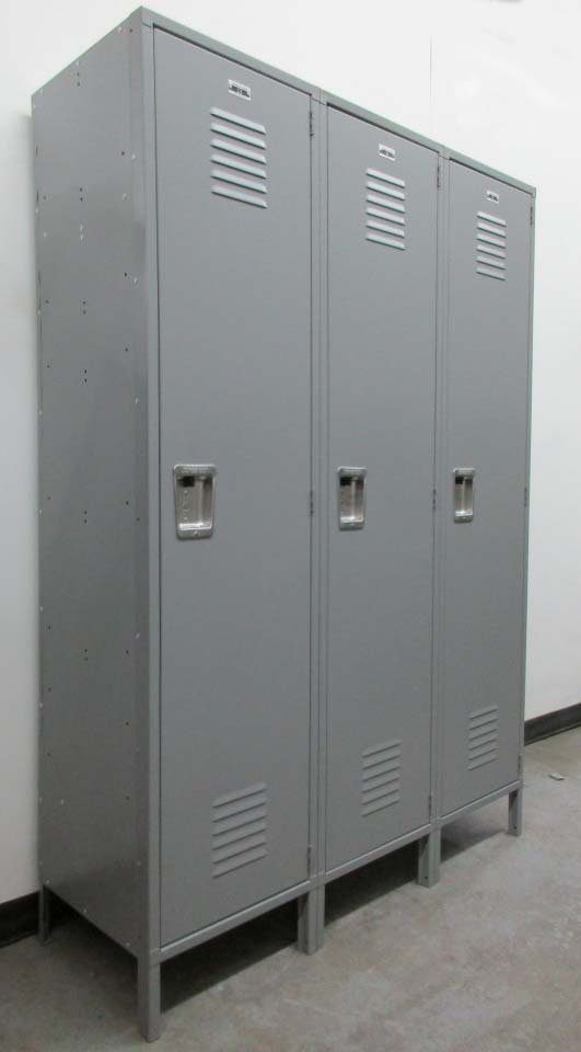 Used Metal Storage Lockers