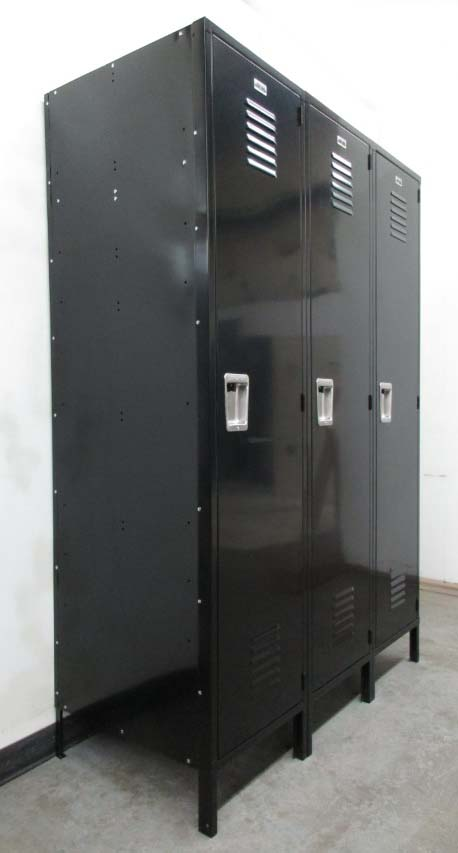 Large Single Tier Storage Locker