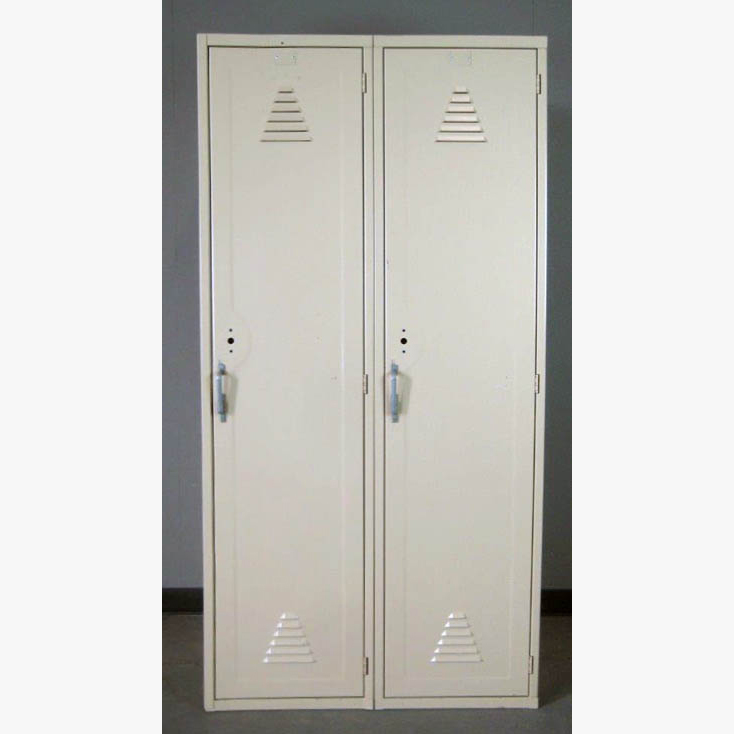 Large Single Tier Steel Lockersimage 2 image 2