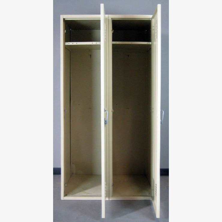 Large Single Tier Steel Lockersimage 3 image 3