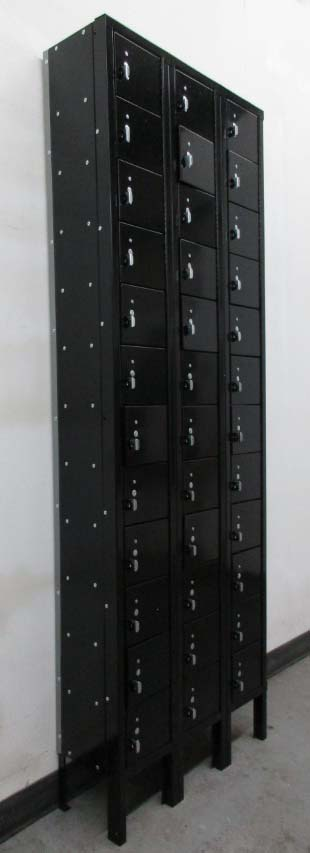 Lockers for cell Phone