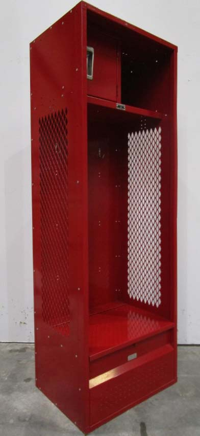 Turnout Gear Lockers