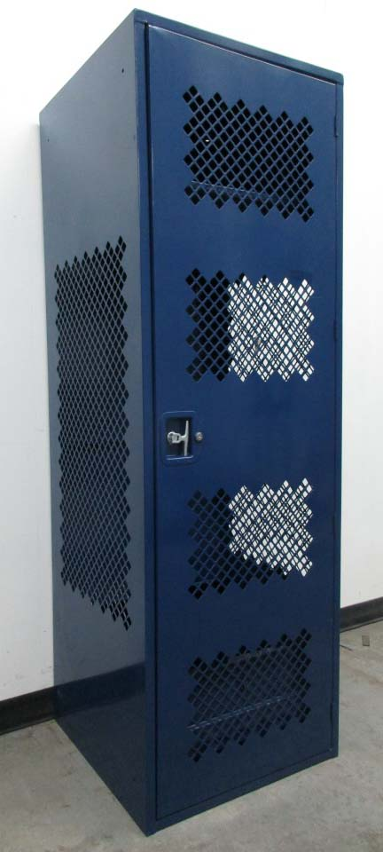 Welded Athletic Locker without legs