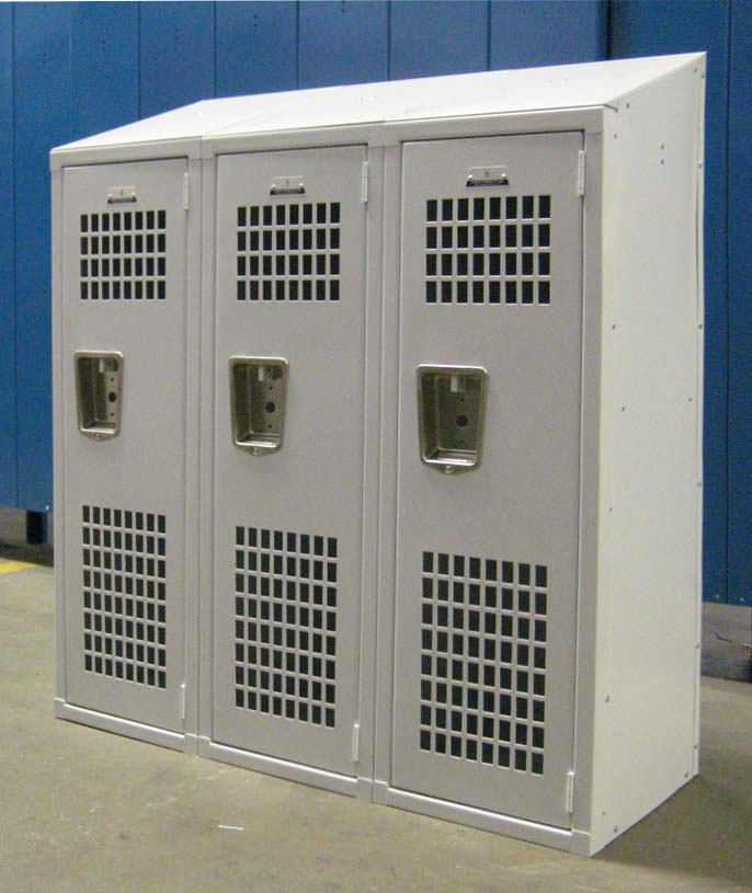 Small Gym Lockers