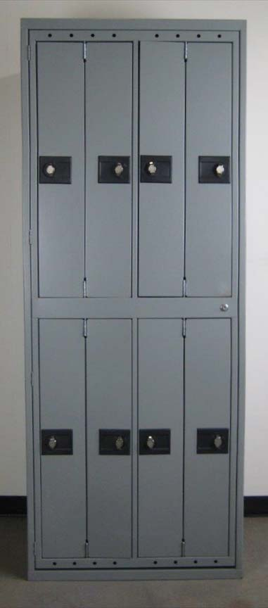 Uniform Lockers with Pad Lock Haspimage 2 image 2