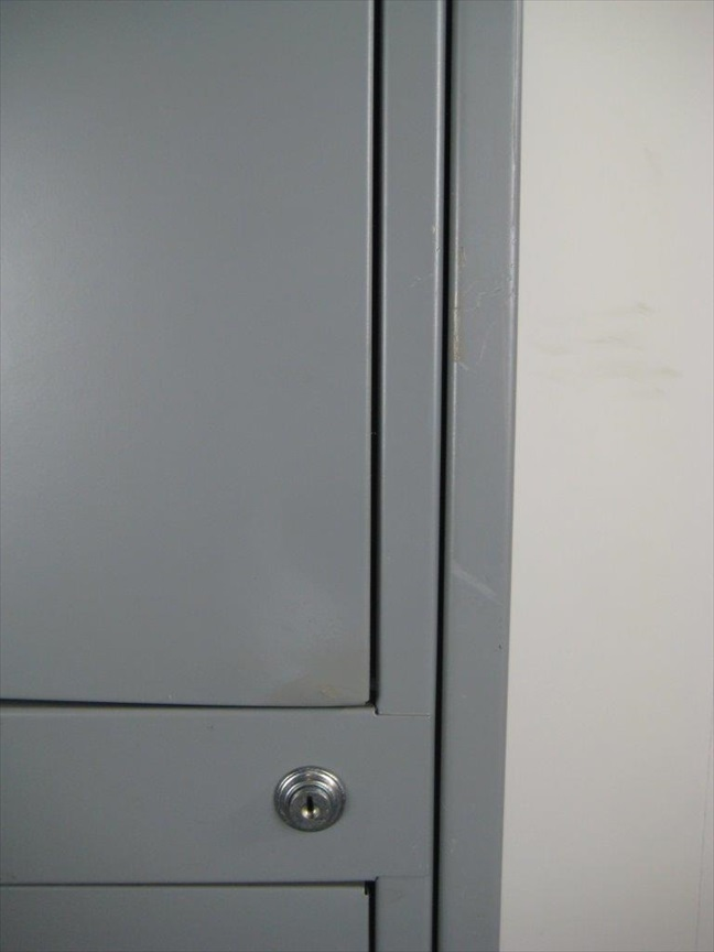 Uniform Lockers with Pad Lock Haspimage 4 image 4