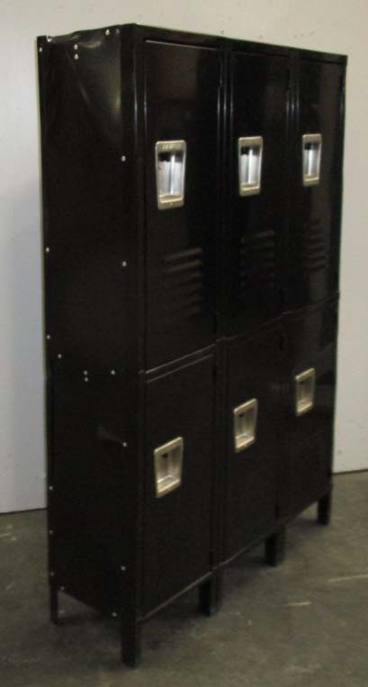 Double Tier Jorgenson Lockers