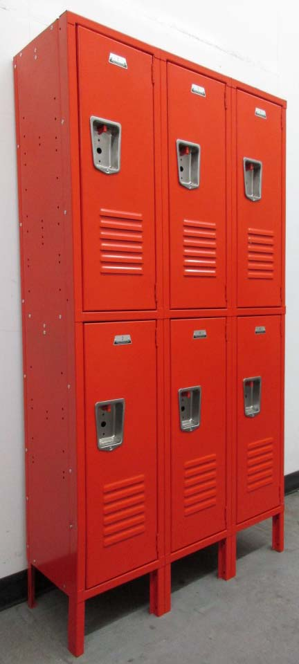 Double Door Lockers
