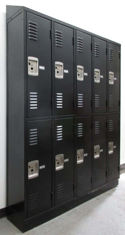 Black Lockers