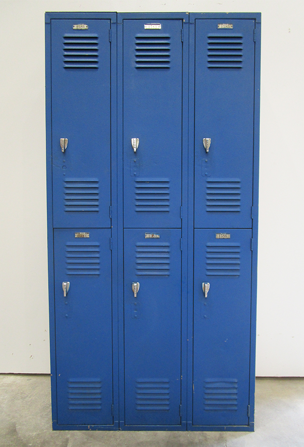Used Personal Lockers
