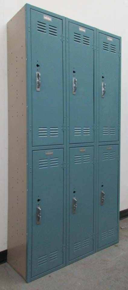 Used Metal Locker