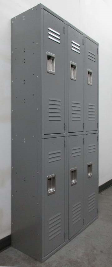 Discounted Double Tiered Lockers