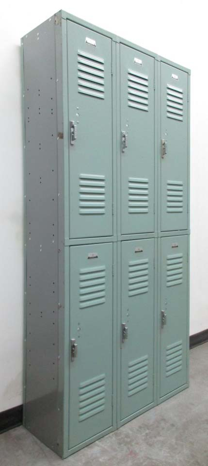 Refurbished Metal locker