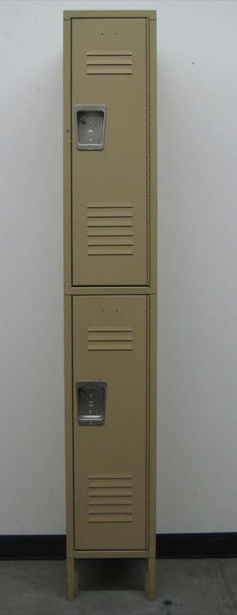 Double Tier lockers with legsimage 2 image 2