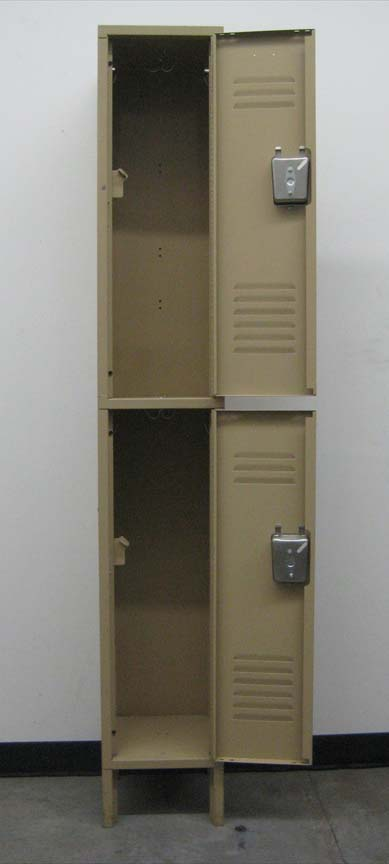 Double Tier lockers with legsimage 3 image 3