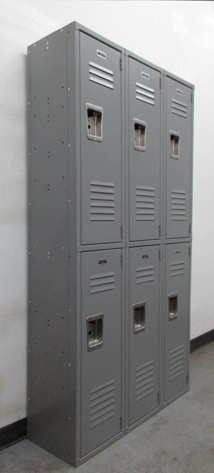 Used Middle School Lockers