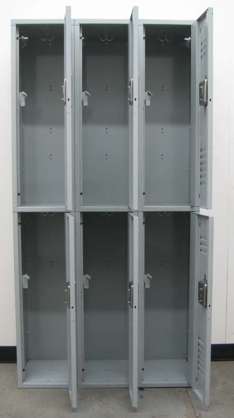 Nearly New Double Tier lockersimage 2 image 2
