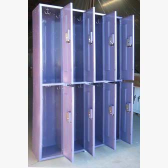 Double Tier Metal Penco Lockersimage 3 image 3