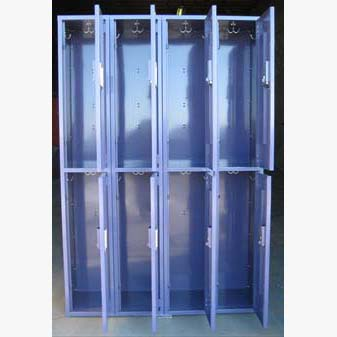 Double Tier Metal Penco Lockersimage 4 image 4