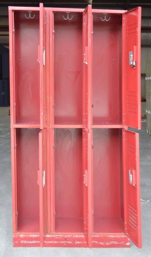 Welded 2-tier Storage Lockersimage 3 image 3