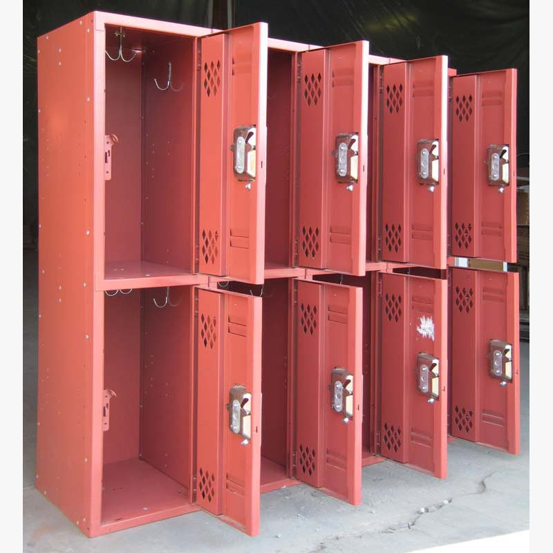 Heavy Duty Gym Lockers - 2-Tier image 3 image 3