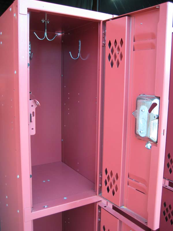 Heavy Duty Gym Lockers - 2-Tier image 4 image 4