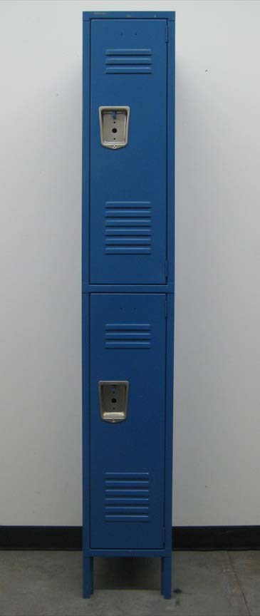 Double Tier Lockers with Recessed Handlesimage 2 image 2