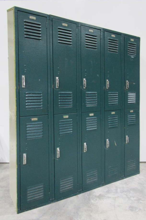 Used Storage Lockers For Sale