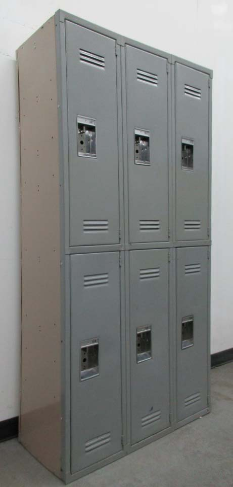 Double Tier Sport Lockers