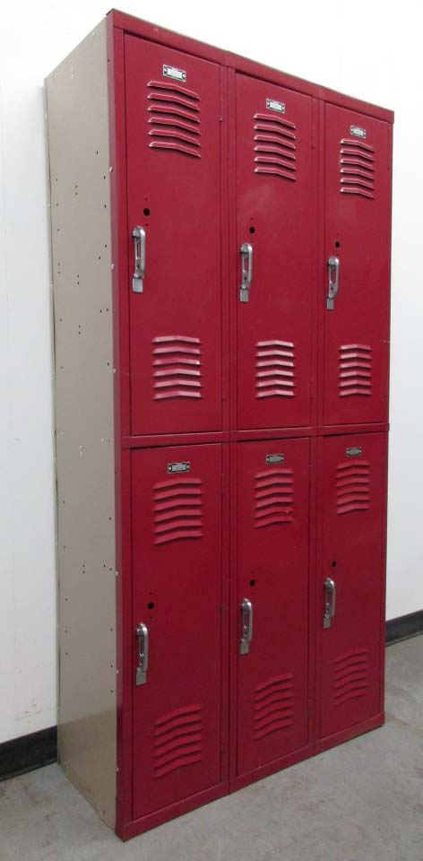 Used Metal School Locker