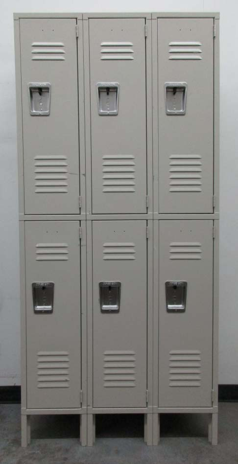Double Tier Jorgenson School Lockersimage 2 image 2