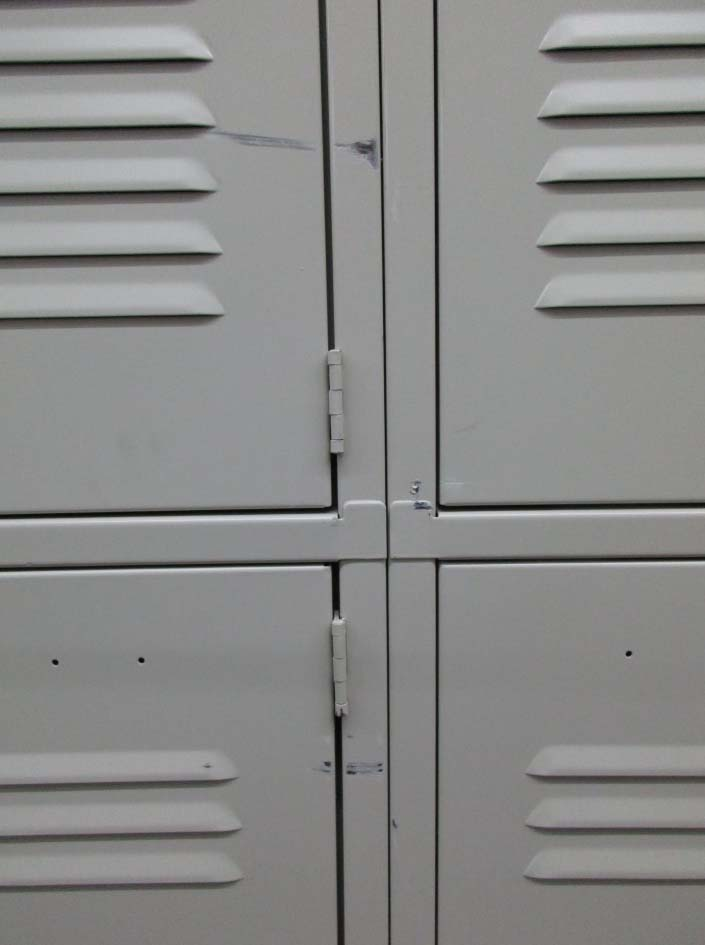 Double Tier Jorgenson School Lockersimage 4 image 4