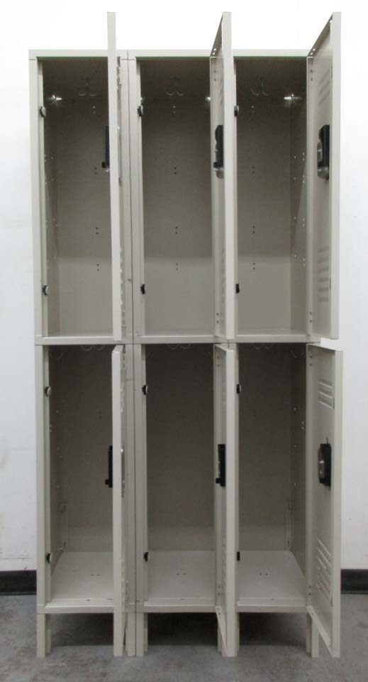 Double Tier Jorgenson School Lockersimage 3 image 3