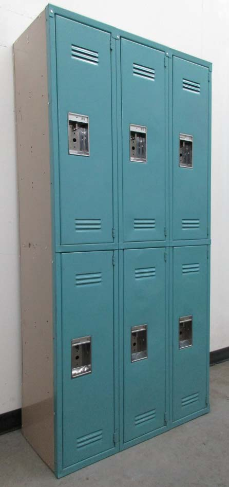 Wall Locker