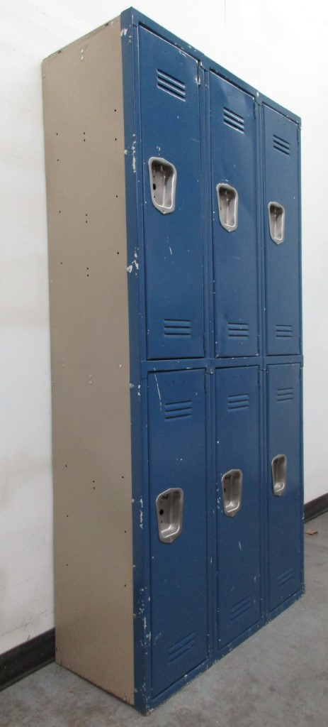 Double Tier Medart Lockers