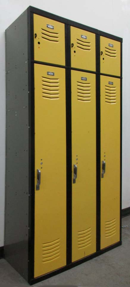Old School metal Lockers
