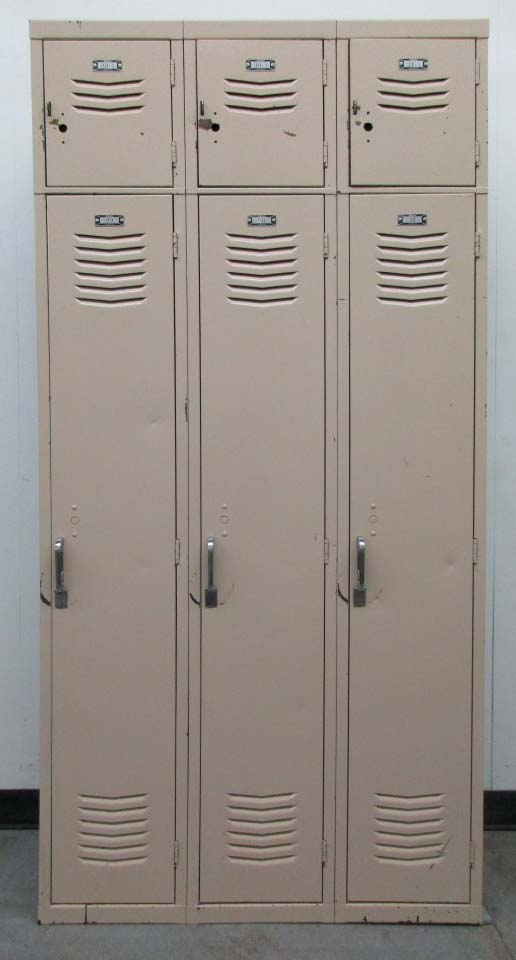 Vintage Metal Lockers for Saleimage 2 image 2