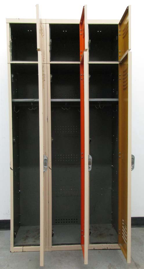 Vintage Metal Lockers for Saleimage 3 image 3