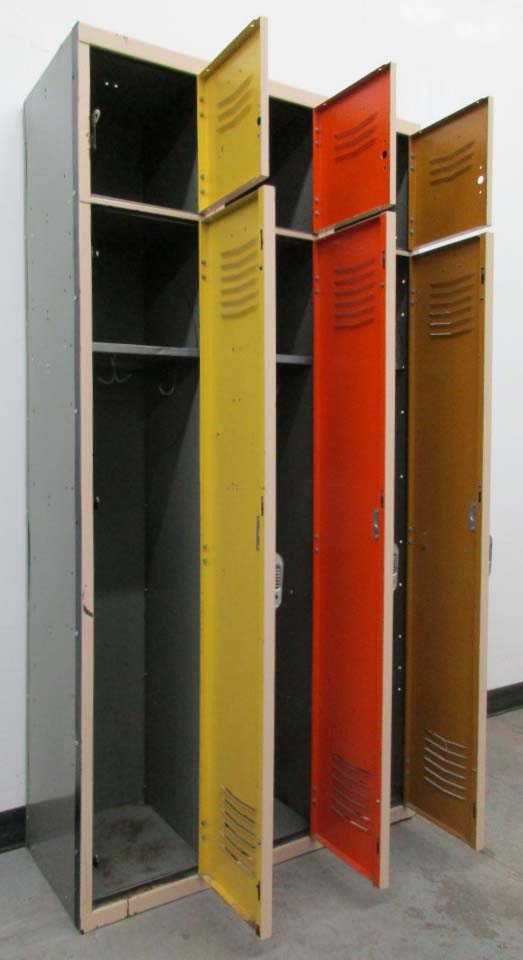 Vintage Metal Lockers for Saleimage 4 image 4