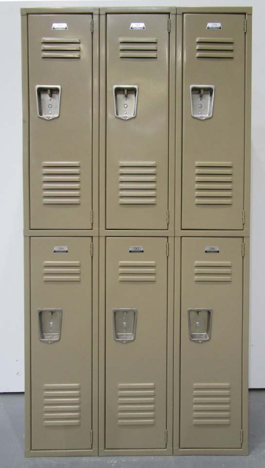 Gym Style Lockers
