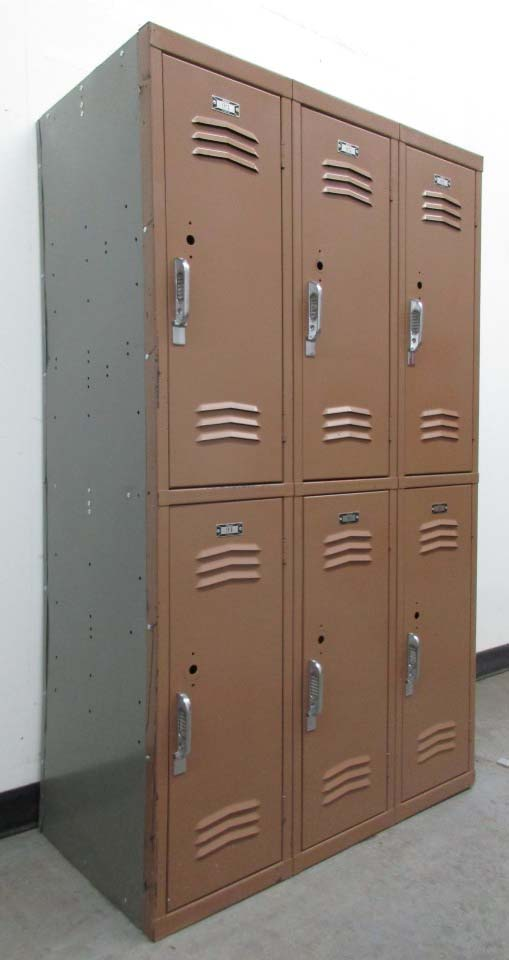 Lockers for Employees