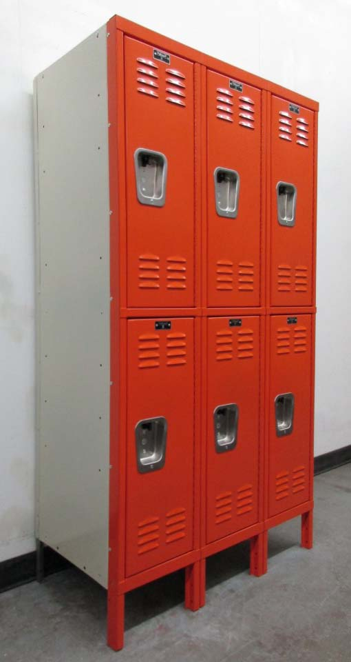 Middle School Lockers