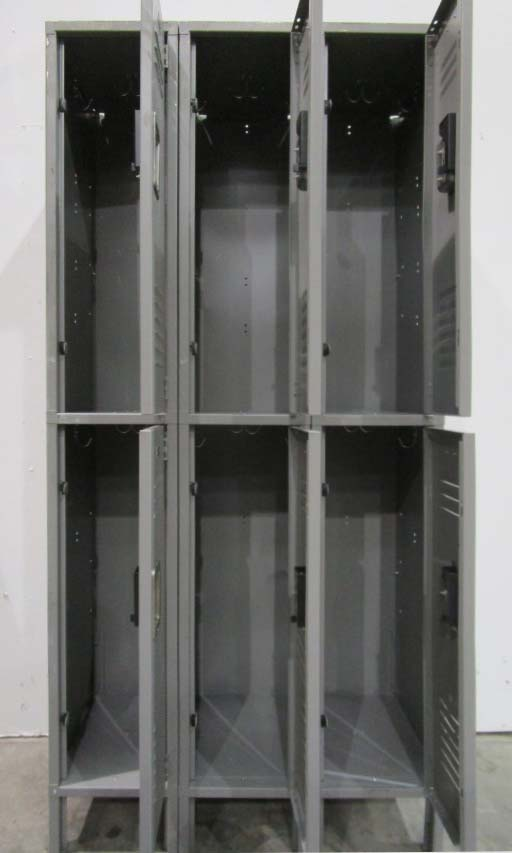 Refurbished metal lockersimage 3 image 3