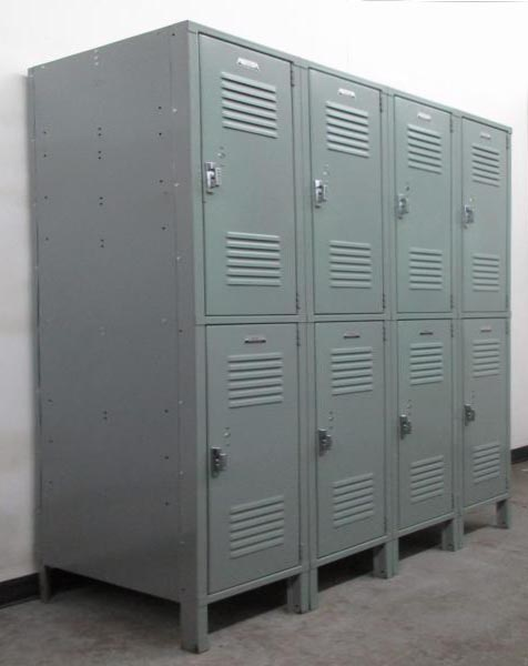 Second Hand Locker