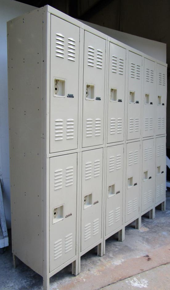 Two Tier Lockers